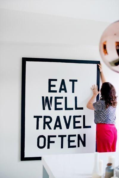 comer-viajar