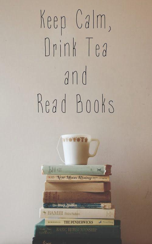 chá e ler